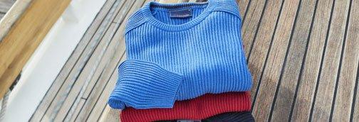 Crew Neck Knitwear