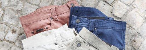 Seasonal Trousers