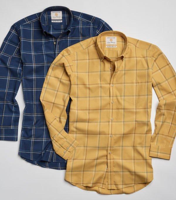 Single Cuff Shirts