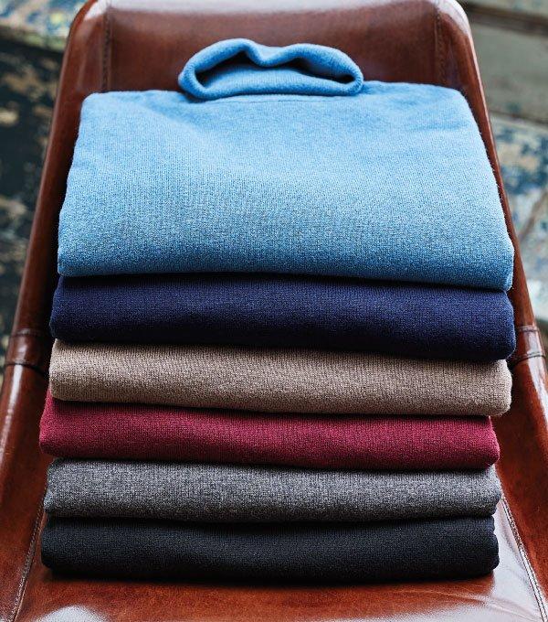 Cotton Merino Knitwear