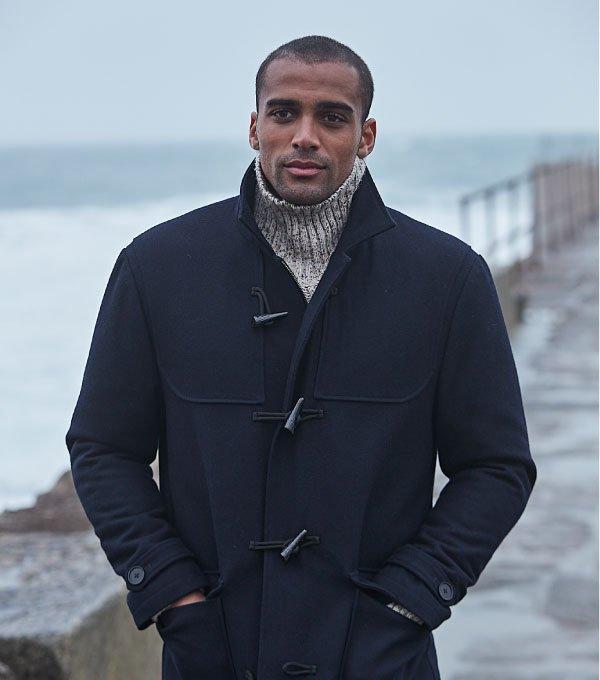 Navy Coats
