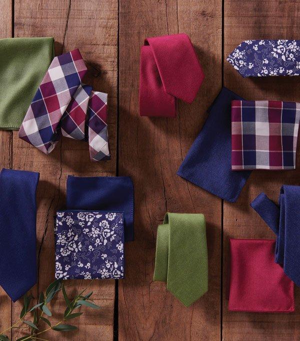 Handkerchiefs & Ties