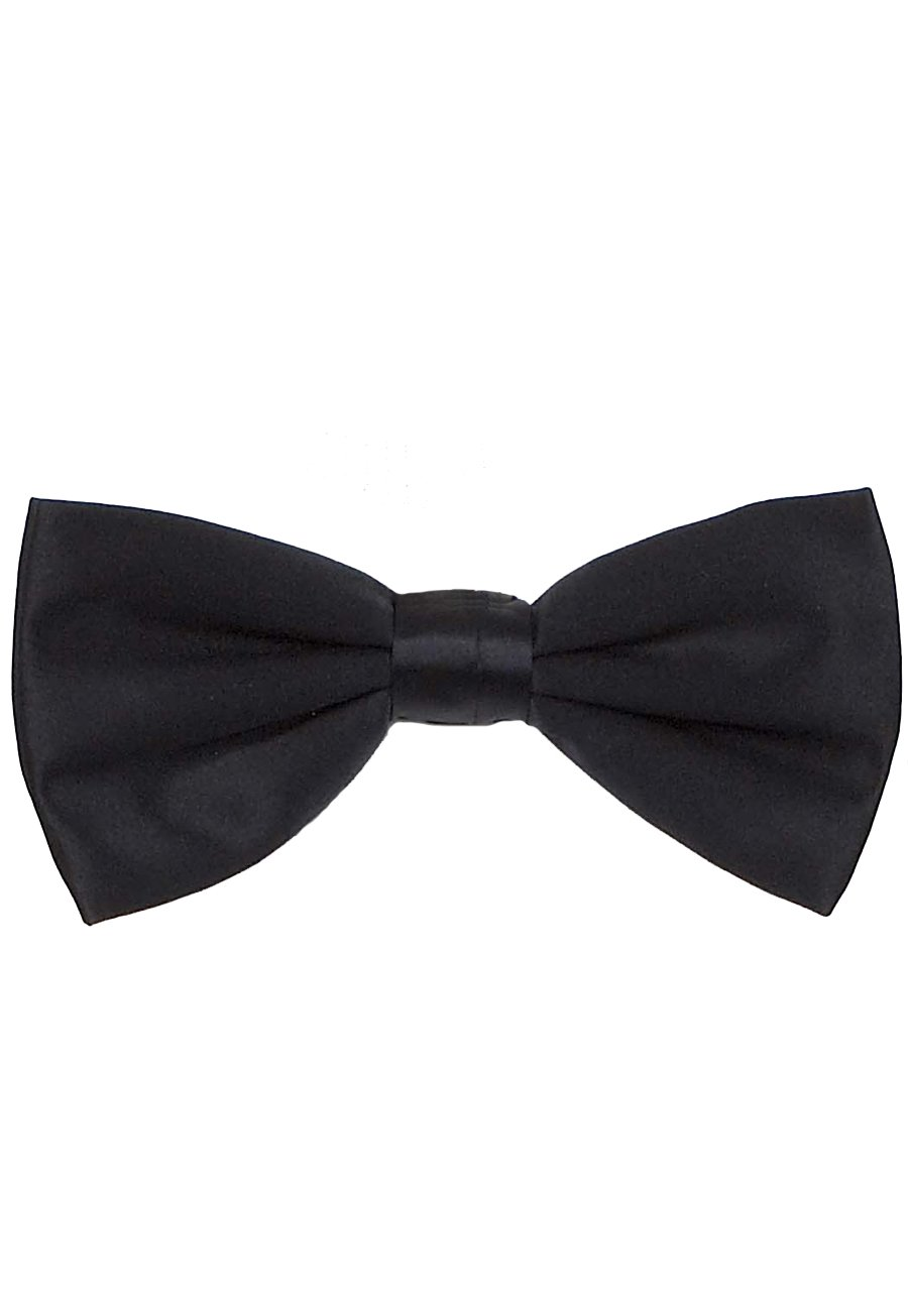 Silk Bow Tie £20.00 AT vintagedancer.com