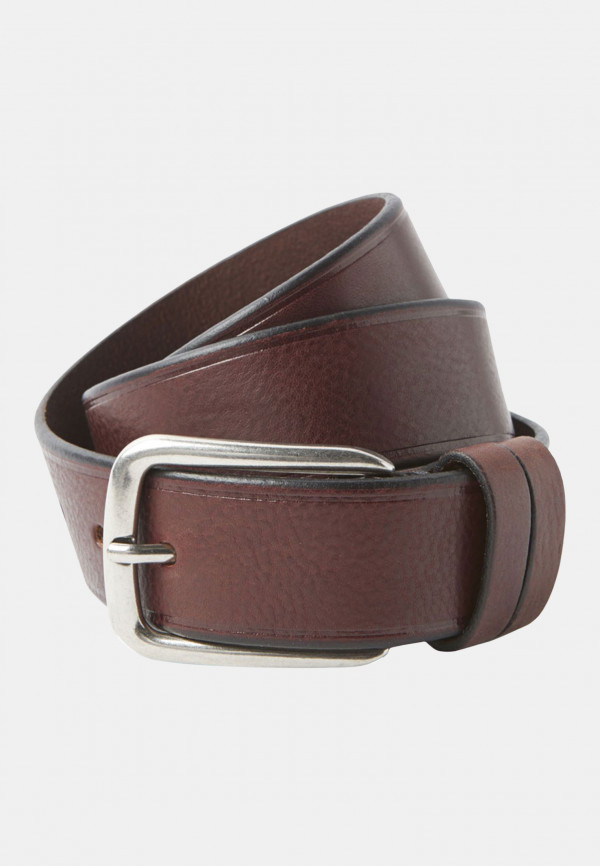 Casual Brown Jeans Belt