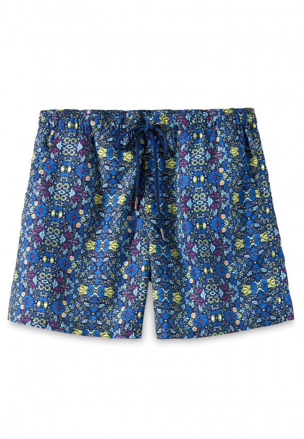 Floral Print Swimming Shorts