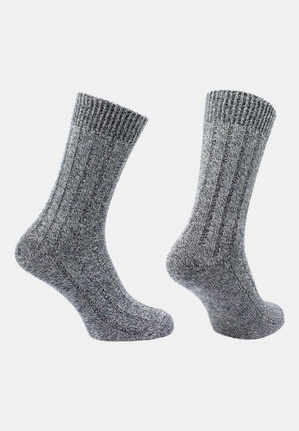 Ambleside Bamboo Mix Charcoal Walking Sock