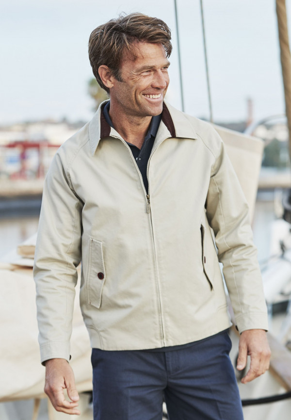 Willington Stone Harrington Casual Jacket