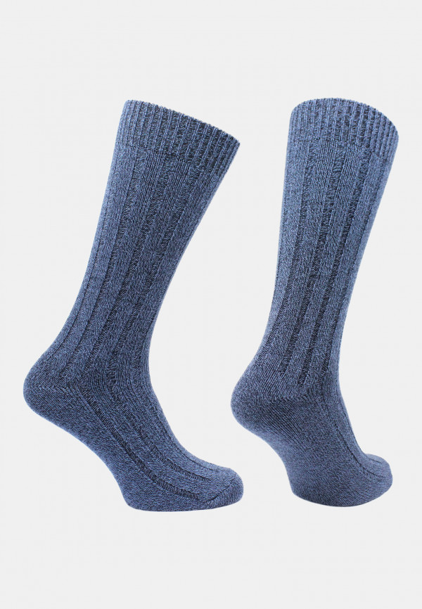 Windermere Bamboo Mix Blue Walking Sock
