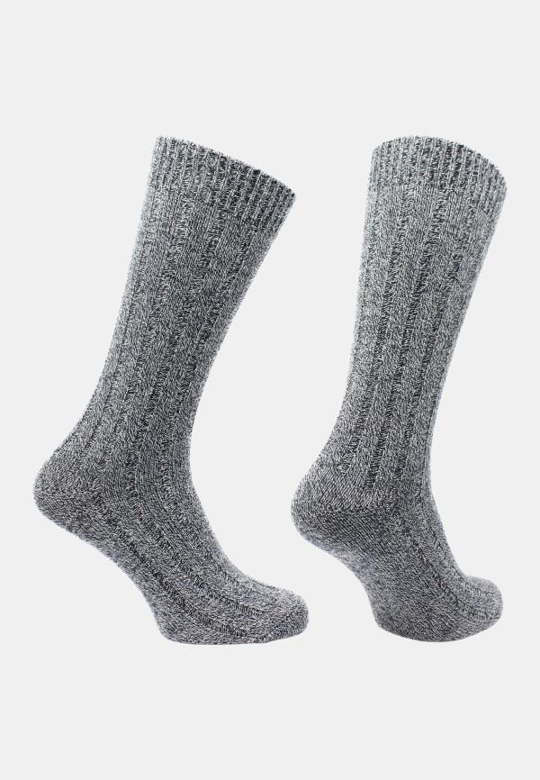 Windermere Bamboo Mix Charcoal Walking Sock