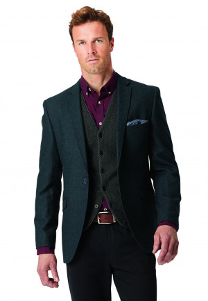 Aviso Tailored Fit Jacket