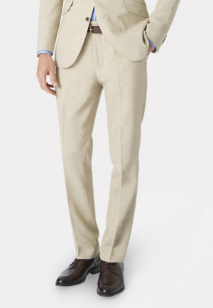 Constable Natural Tailored Fit Suit Trouser