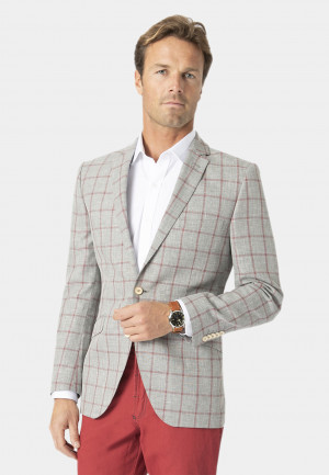 Kingston Lightweight Check Jacket