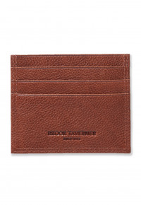 Tan Credit Card Holder