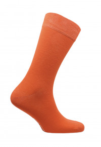 Newquay Orange Sock