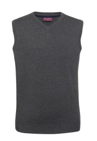 Detroit Charcoal V-neck Slipover