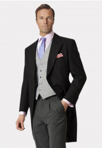 Pure New Wool Morning Suit Jacket