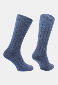 Windermere Bamboo Mix Blue Walking Socks
