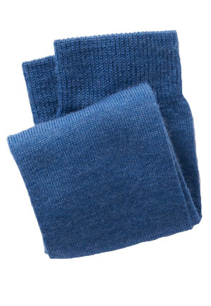 Blue Short Sock