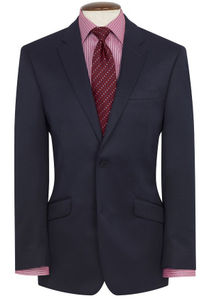 Navy Zeus Machine Washable Suit