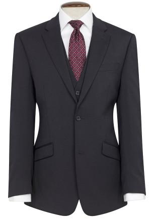 Navy Aldwych Three Piece Washable Suit