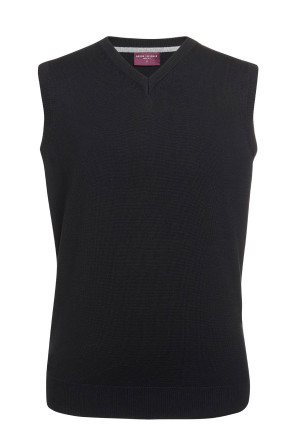 Detroit Black V-neck Slipover
