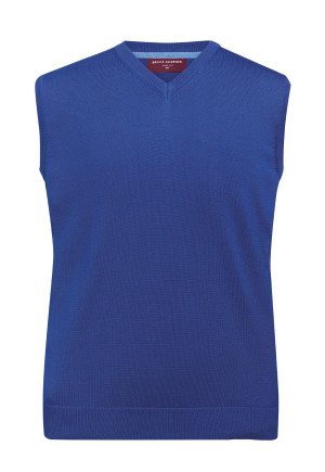 Detroit Royal Blue V-neck Slipover