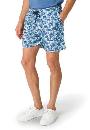 Bondi Leaf Print Swimming Shorts