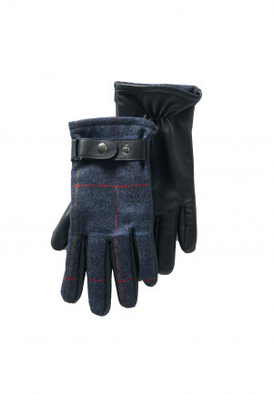 Haincliffe Tweed Gloves