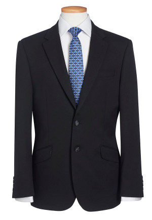Black Phoenix Tailored Fit Suit