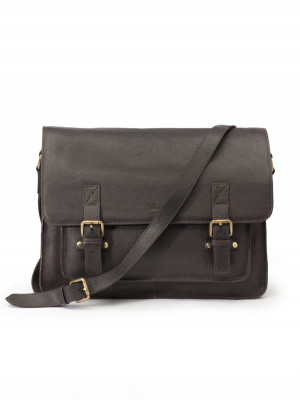 Leather Satchel