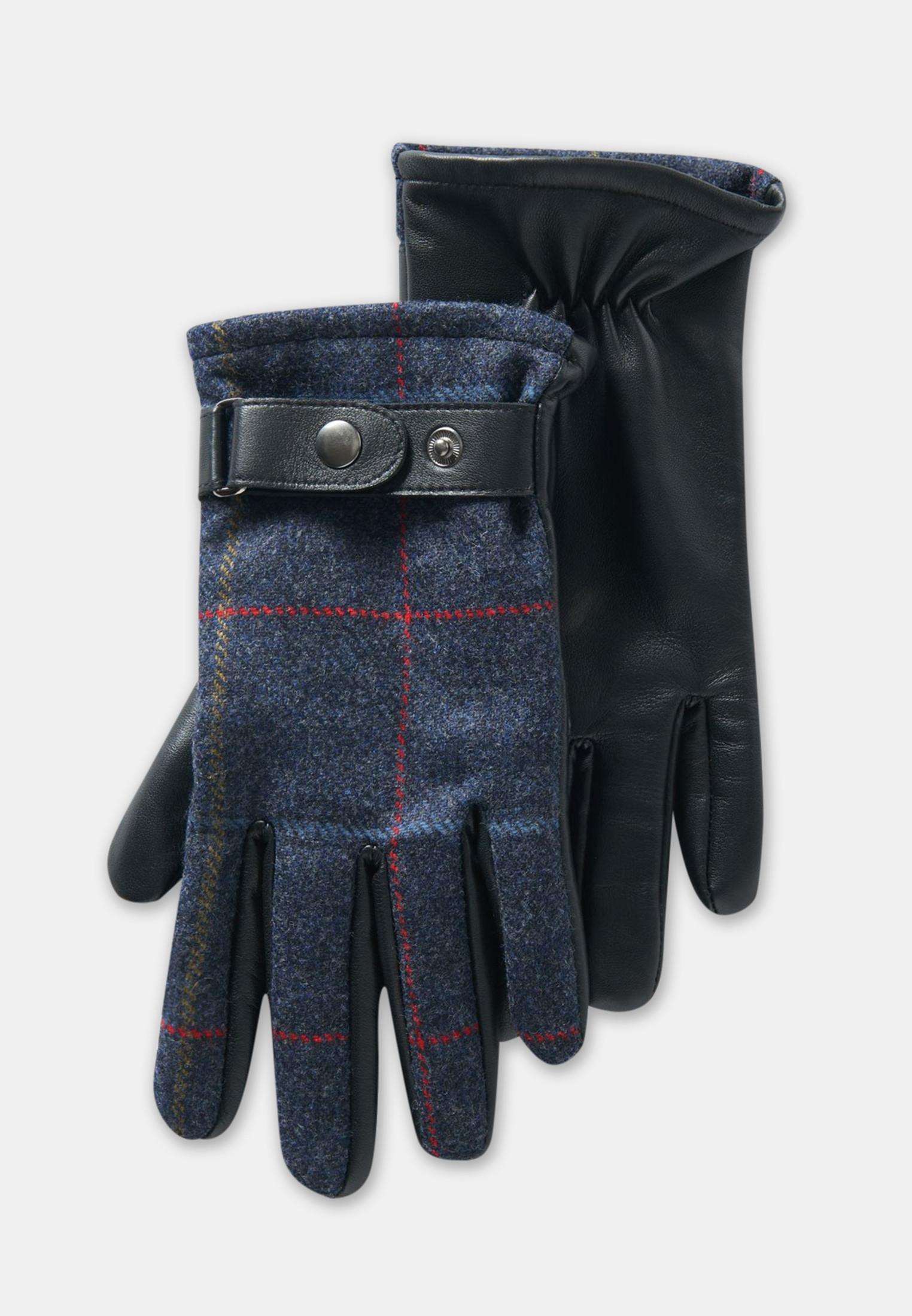 Haincliffe Tweed Gloves