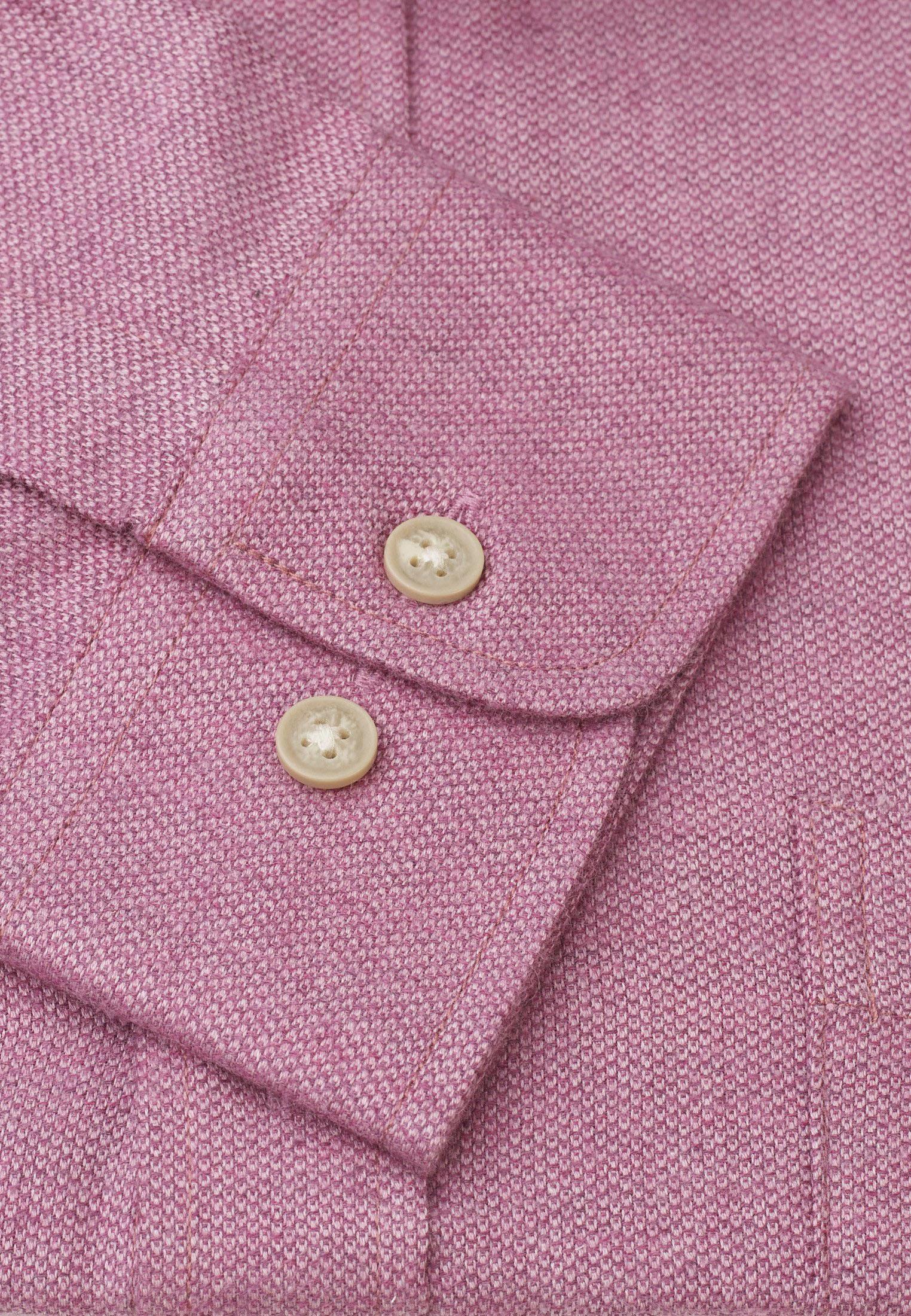 Rose Supersoft Cotton Melange Shirt