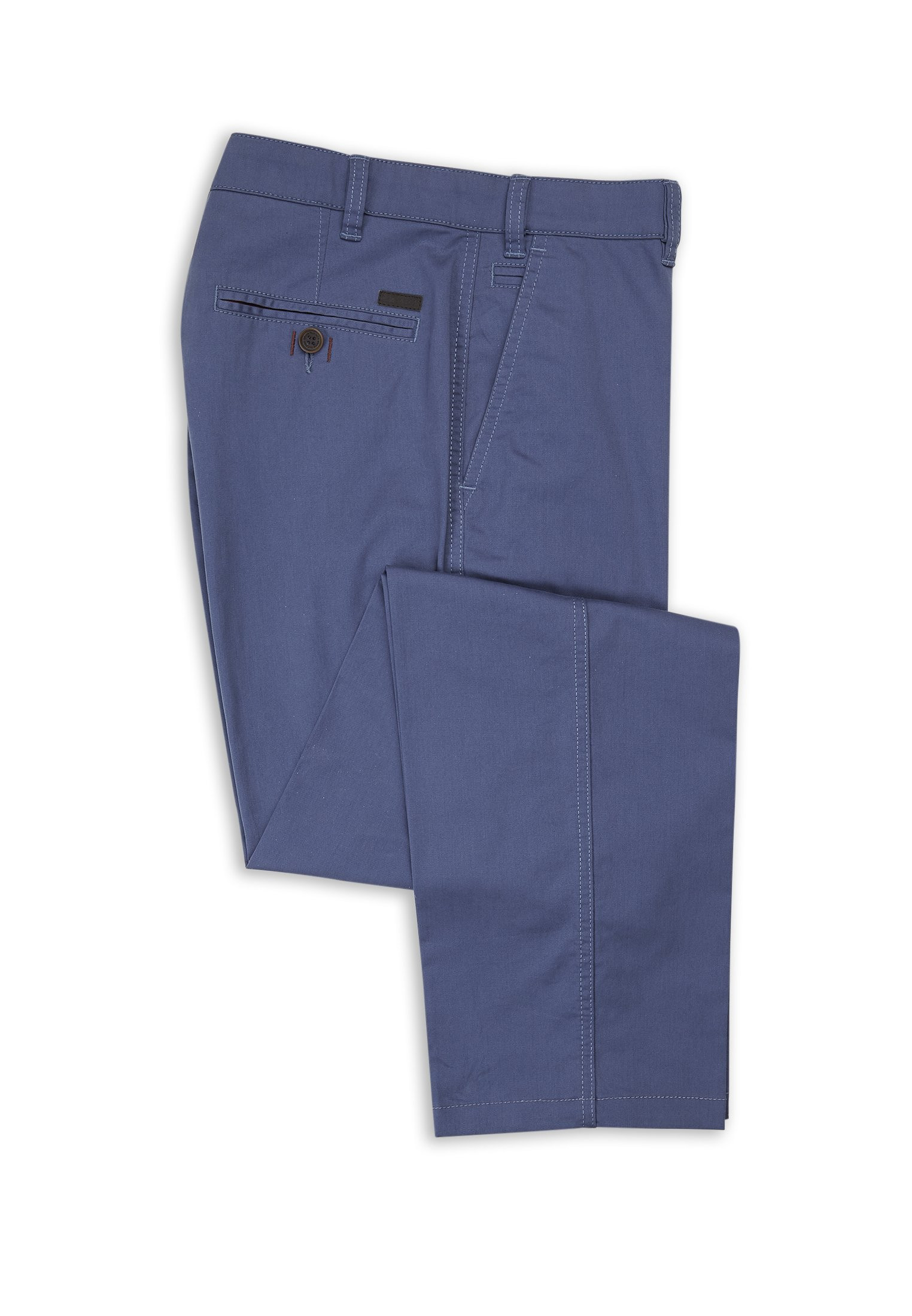Sea Blue Ashdown Classic Fit Chino