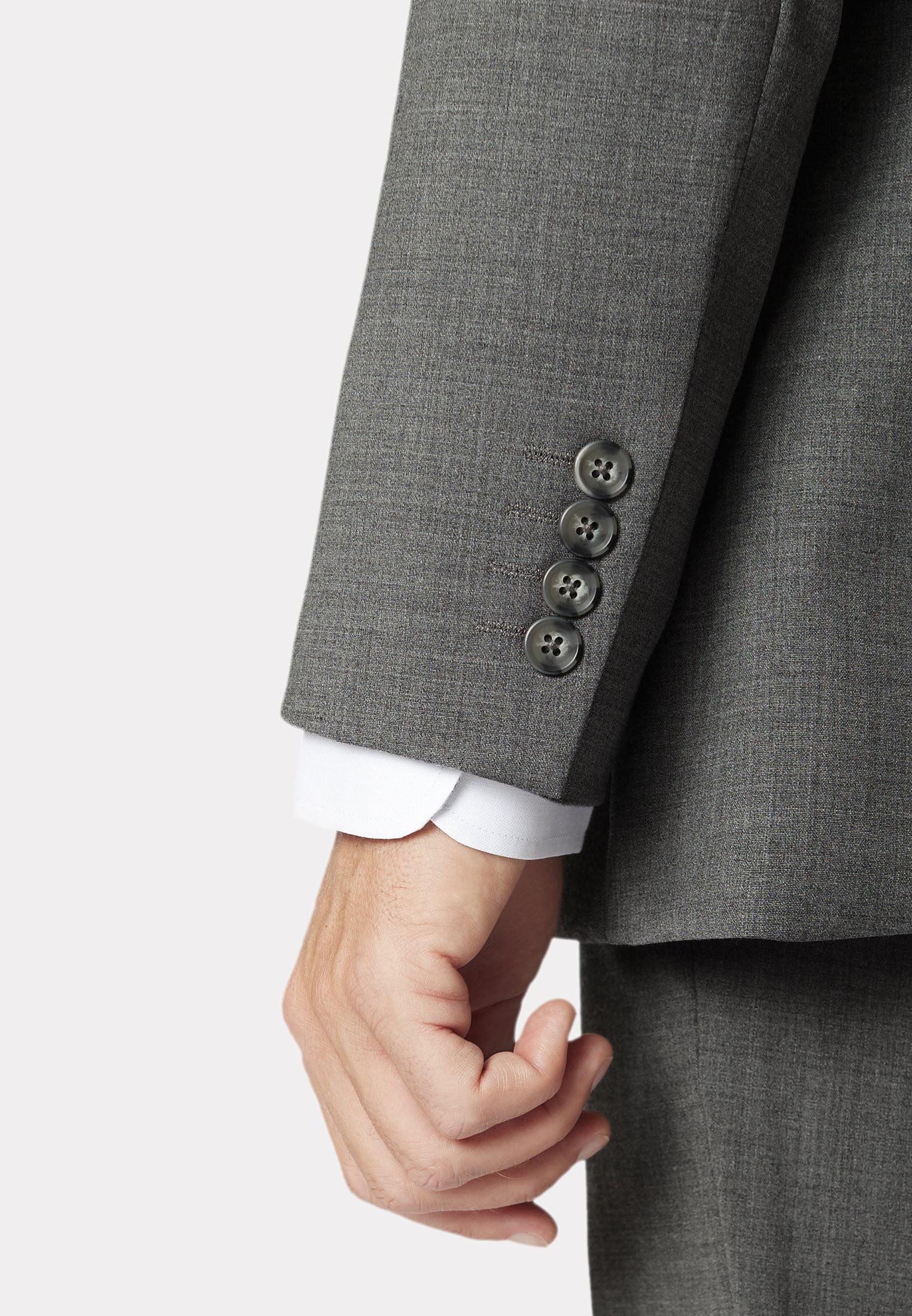 Avalino Grey Suit Jacket
