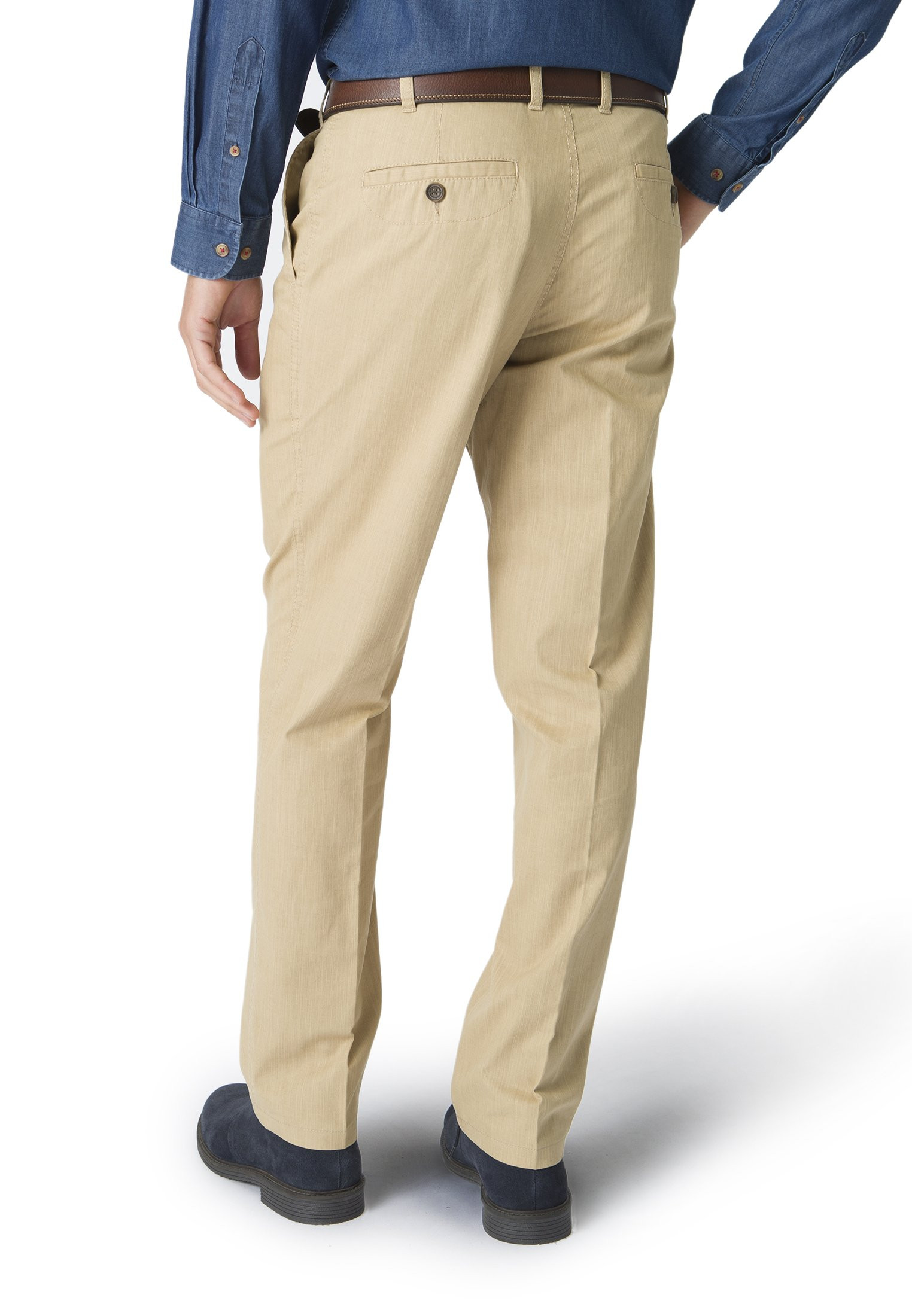 Corn Dunstable Classic Fit Trouser
