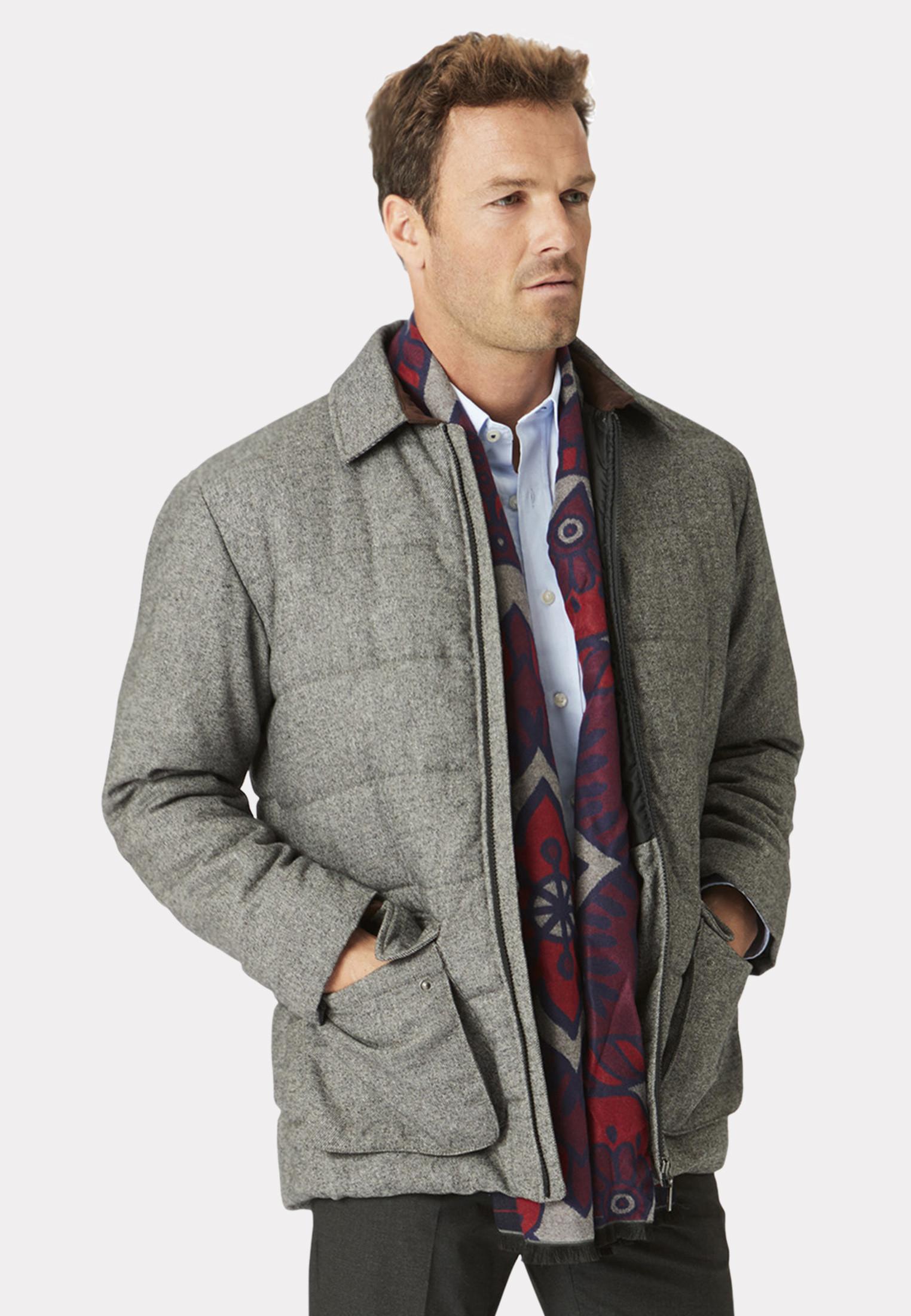 Eucalyptus Padded Coat