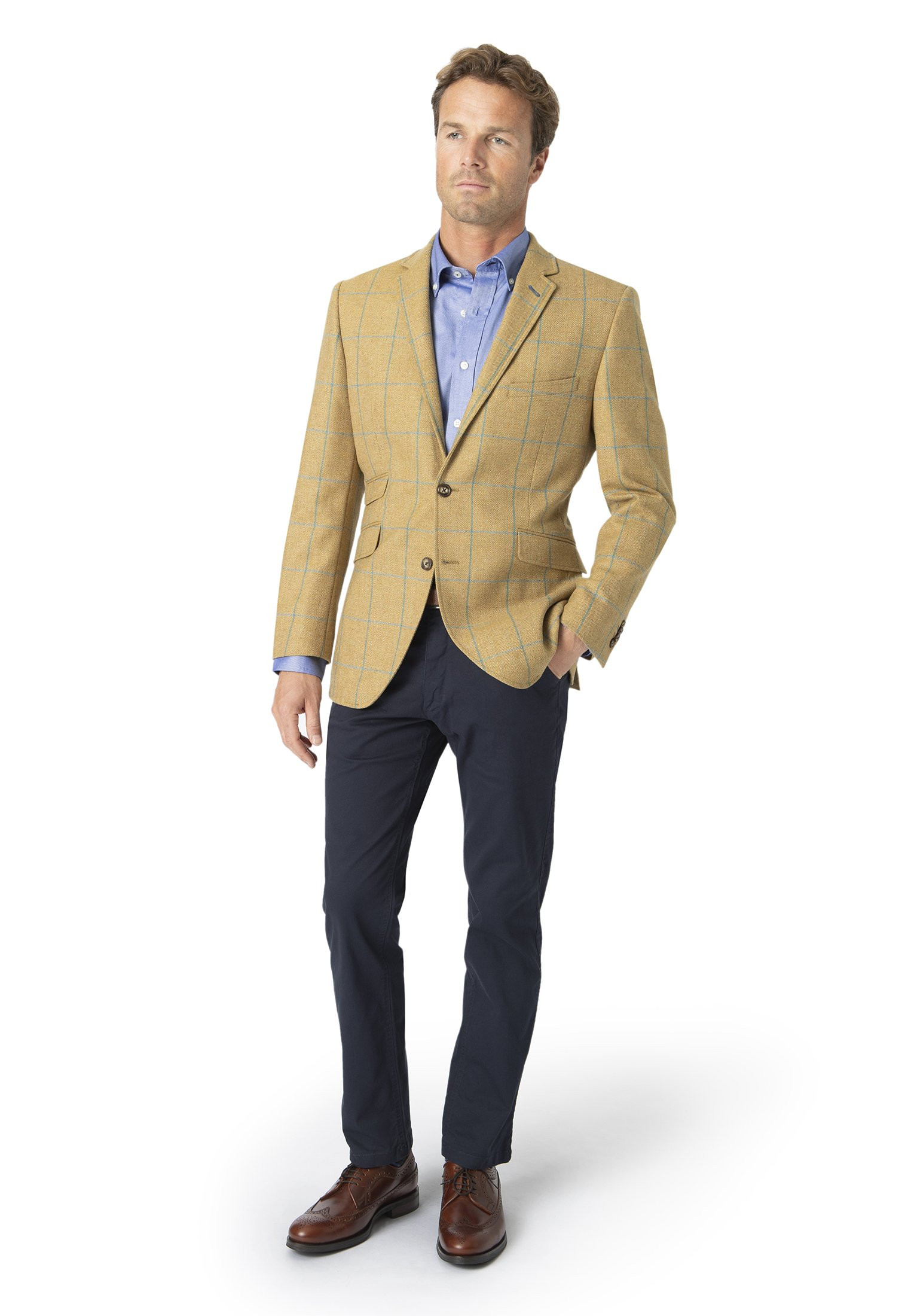 Exclusive Harrogate Tweed Jacket
