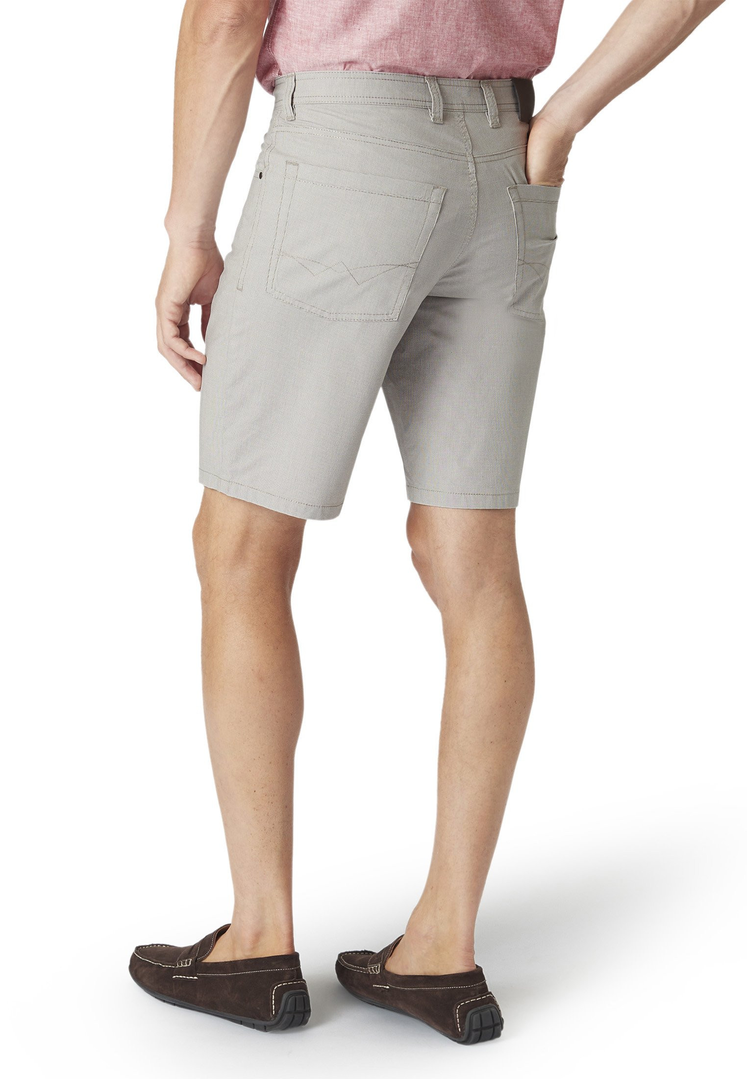 Kettlewell Stone Puppytooth Shorts