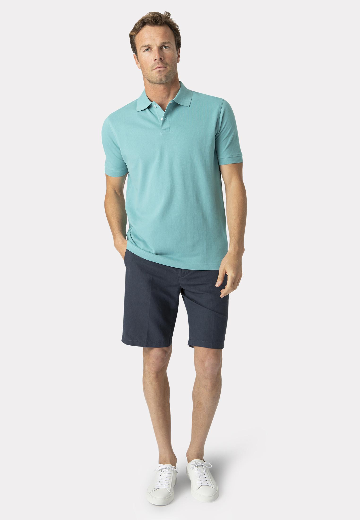 Milford Opal 100% Pique Cotton Polo Shirt