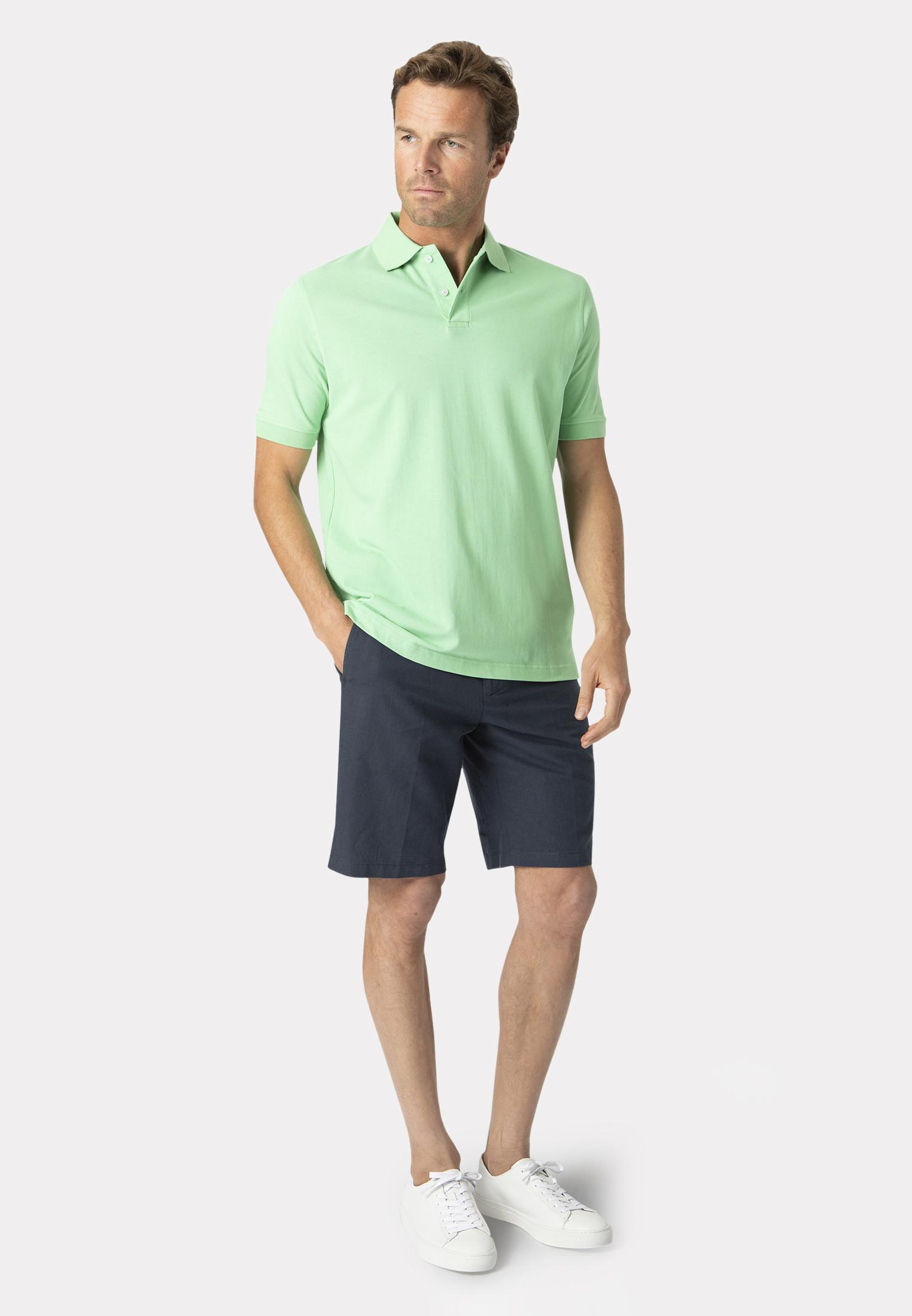 Milford Apple 100% Pique Cotton Polo Shirt