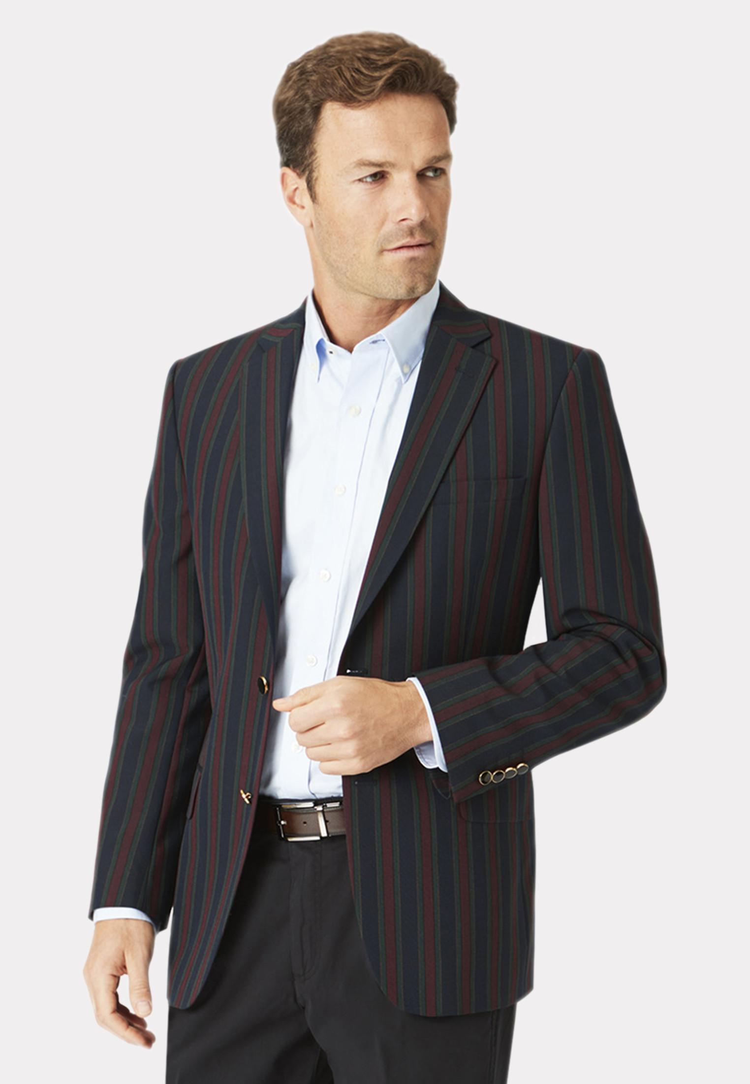 Richmond Striped Blazer