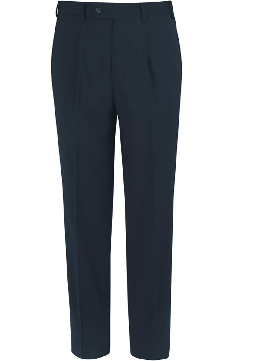 Black Aldwych Three Piece Washable Suit Trousers