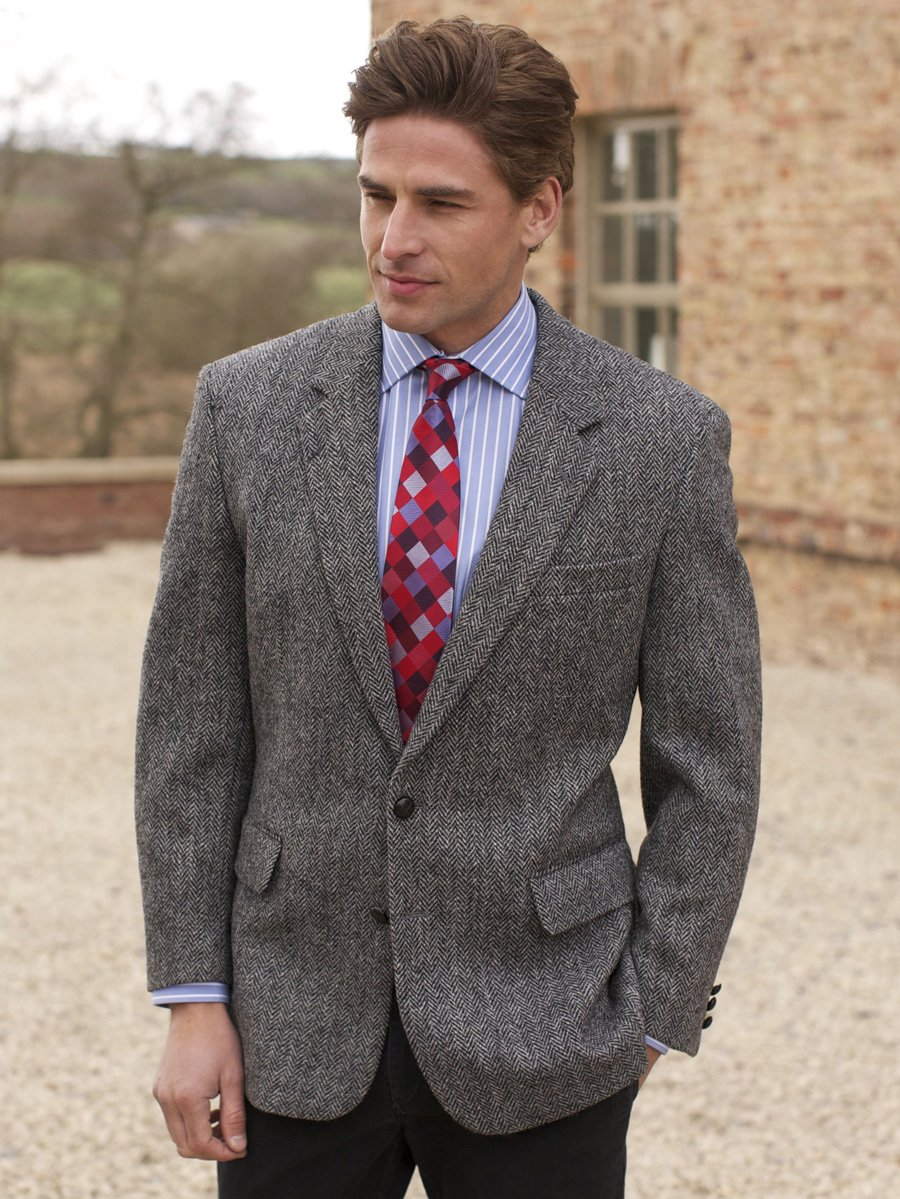 Laxdale Harris Tweed Jacket