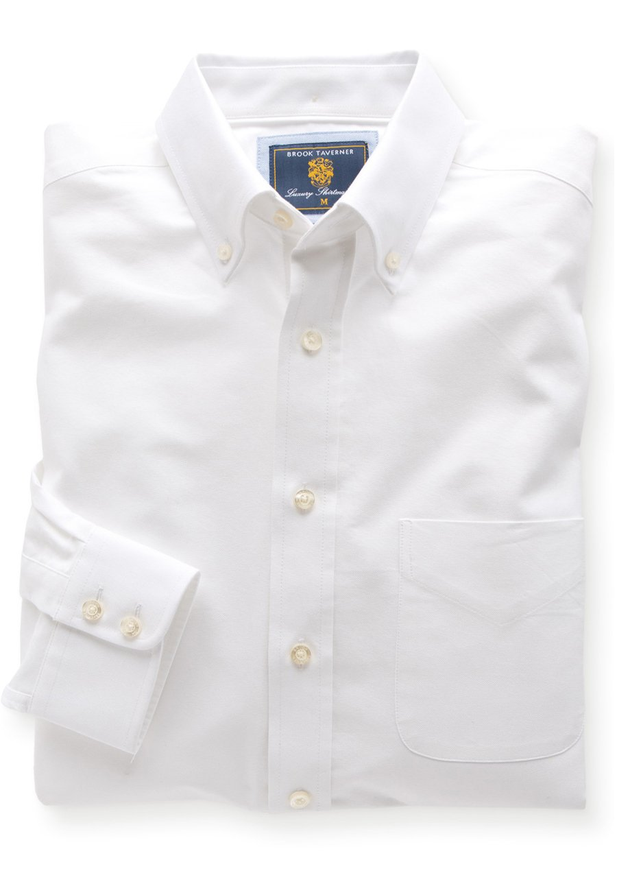 Button down oxford shirt shop for cheap men 39 s tops and for White button down collar oxford shirt