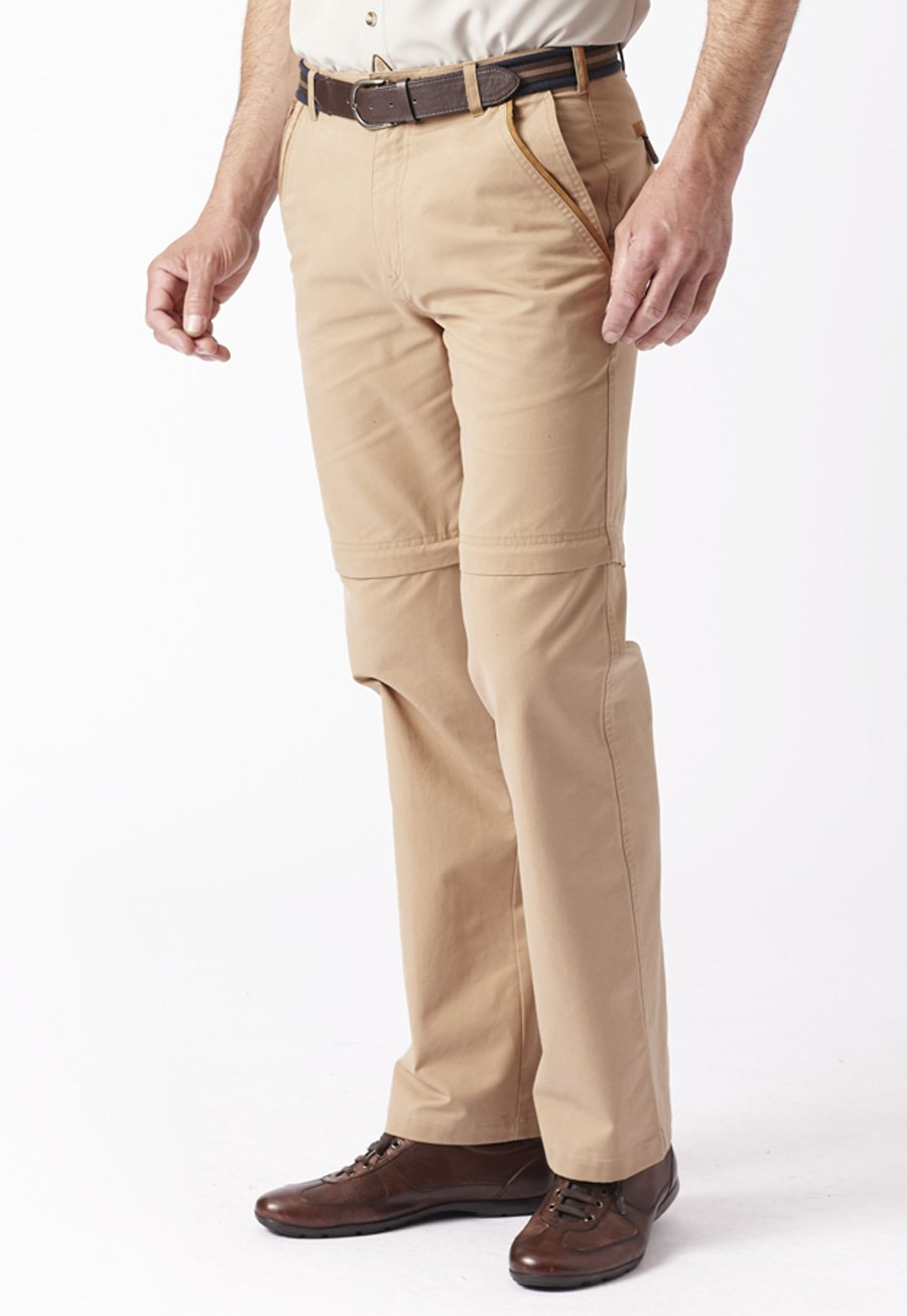 Image of Stone Tipnor Cotton Classic Fit Activity Trousers