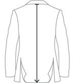 Jacket Back Length