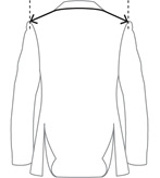 Jacket Shoulder