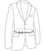 Jacket Upper Waist