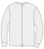 Knitwear Back Length
