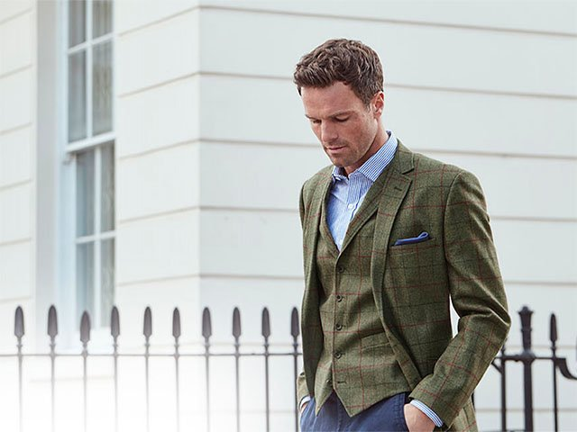 5 Tweed Jacket Full Outfit Ideas